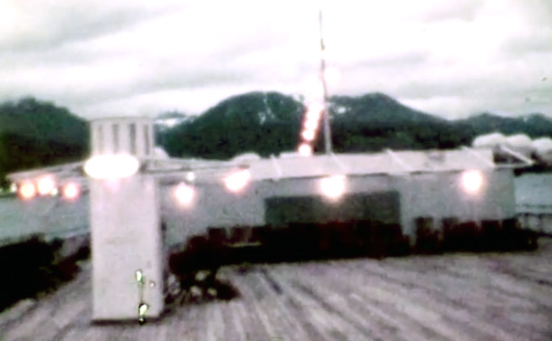 Found Footage – Antarctic Cruise Late 60's
