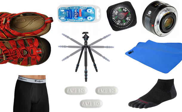 9 bits of travel gear that passed the SE Asia test