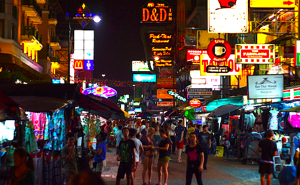 Khao San Road – Still the Greatest Place on Earth