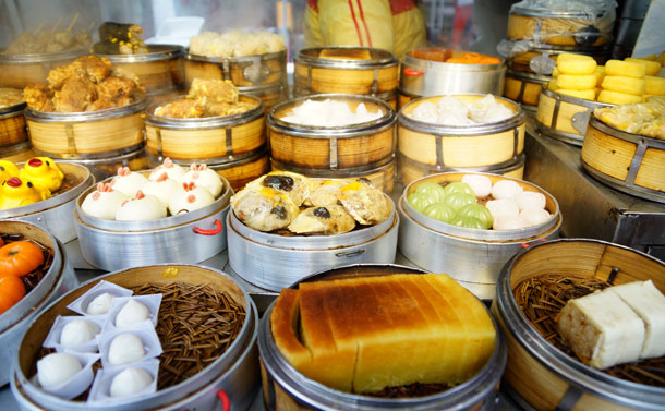 Overview of Chinese Street Food