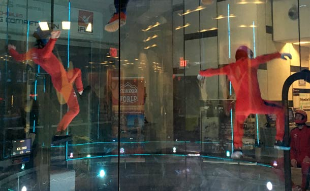 She Flies, He Flies, We All Fly at iFly